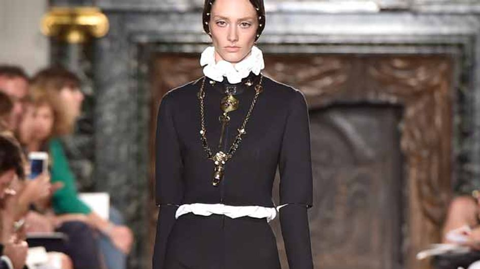 Valentino París Alta Costura otoño-invierno 2016/17