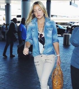 How To Wear White Jeans: Celebrity Style