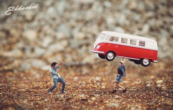 Foto in miniatura per il matrimonio