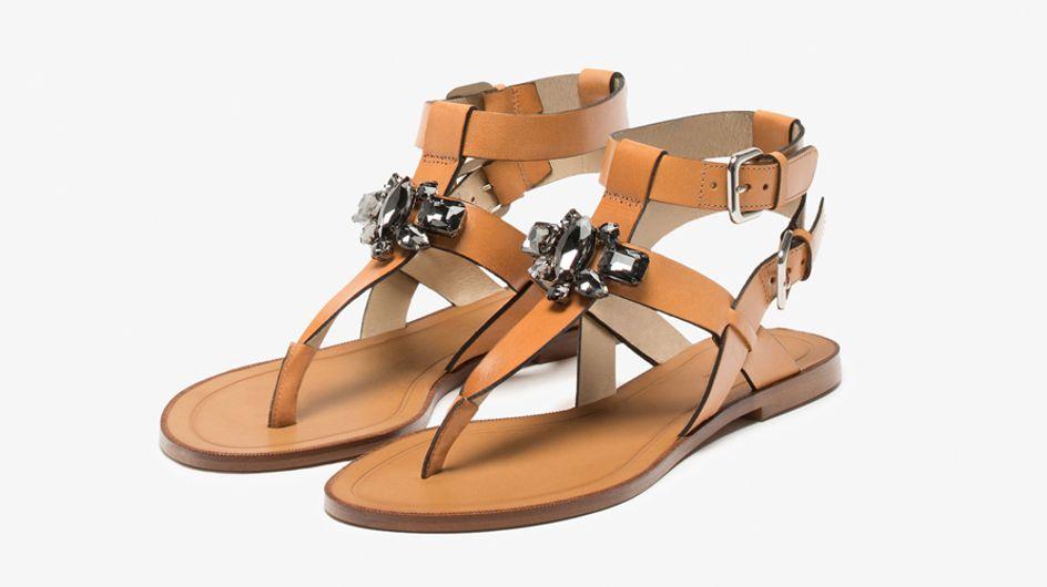 Sandalias joya, un toque de sofisticación en tus pies