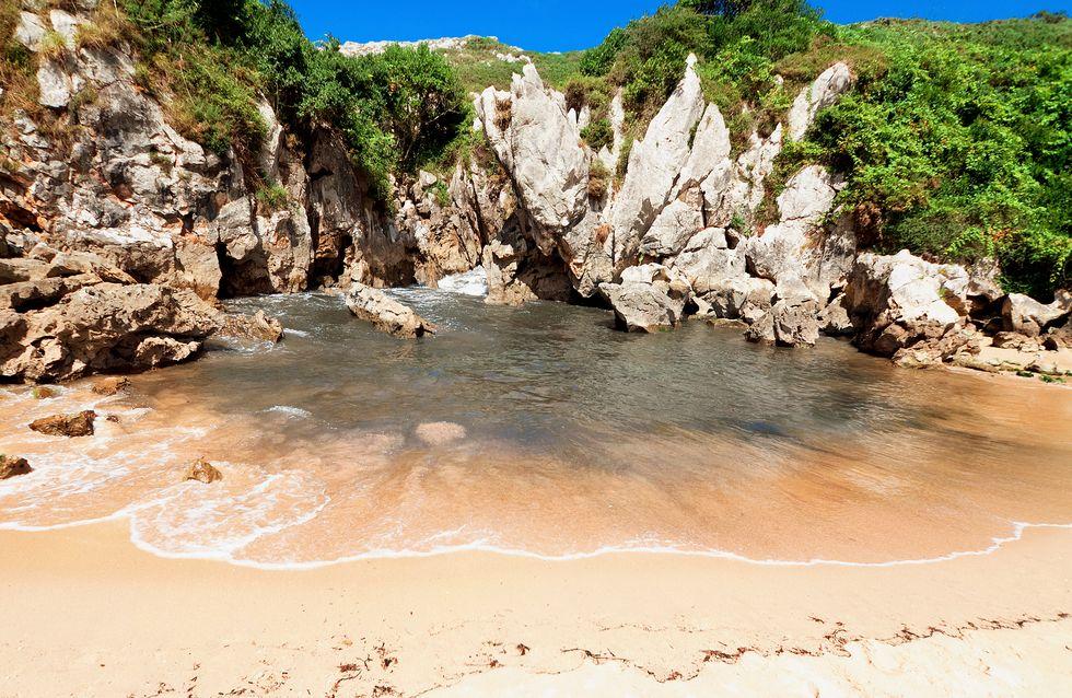 Las 20 piscinas naturales más espectaculares de España