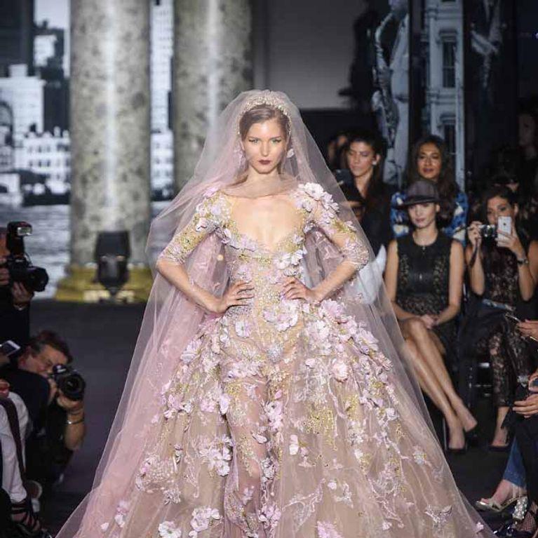 Gutscheincodes Neu werden heiß-verkaufendes spätestes Haute Couture Brautkleider 2017 : Fotoalbum - gofeminin