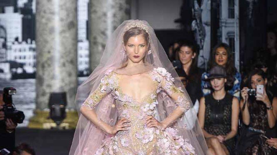 Kleider mit Wow-Effekt: Die schönsten Haute Couture Brautkleider 2017