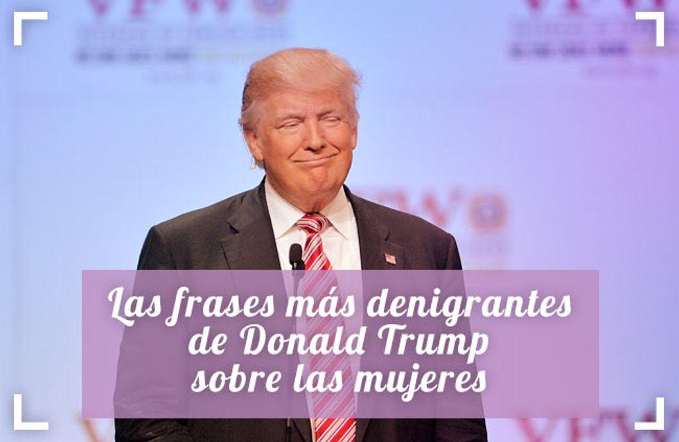 Frases Machistas De Donald Trump Foto Enfemenino