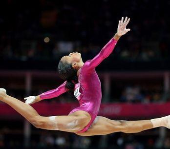 Conheça as histórias inspiradoras das meninas da ginástica artística