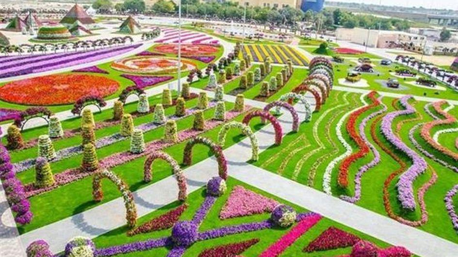 Los jardines más espectaculares que jamás hayas visto
