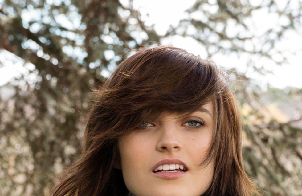 Les coloration pour les cheveux noirs et bruns