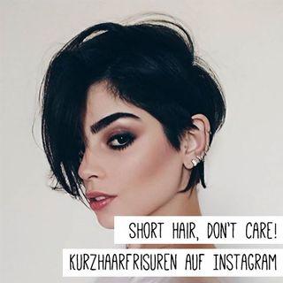 Short Hair, don't care! Diese Kurzhaarfrisuren auf Instagram sind ein Traum