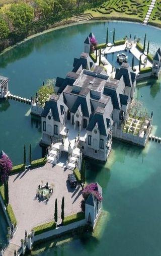 Las mejores casas de lujo de Pinterest
