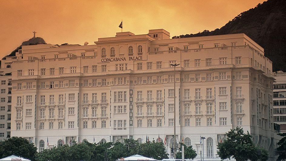 Os hotéis mais luxuosos do Rio de Janeiro