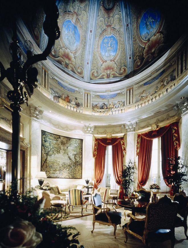 Villa Cupola Suite-Hotel-The Westin Excelsior