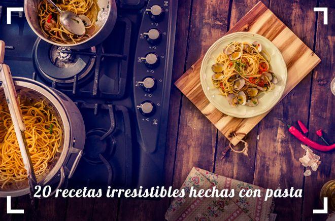 ¿Sabes cómo preparar tus recetas de pasta más deliciosas?