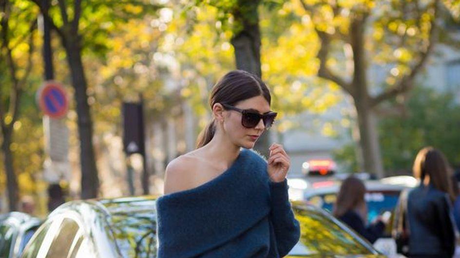 El mejor street style con Ursina Gysi
