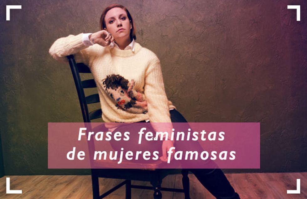 Frases Feministas De Mujeres Famosas Foto Enfemenino