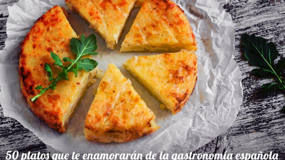 50 platos típicos que te enamorarán de cada rincón de España