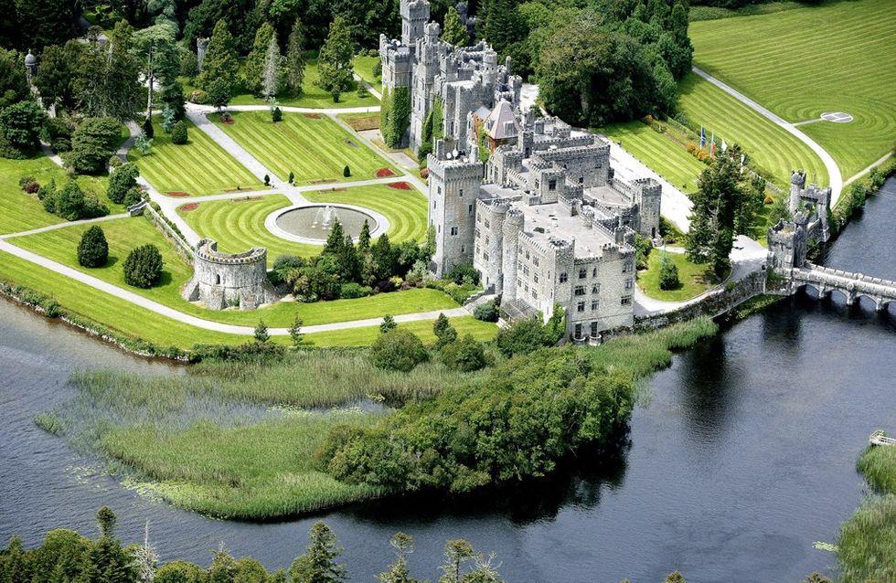 Vivir como una reina: los mejores hoteles castillo