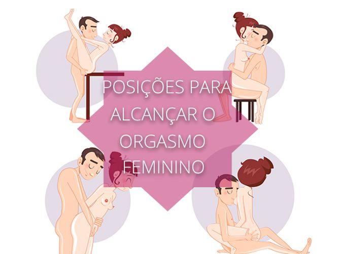 O orgasmo feminino em 37 posições