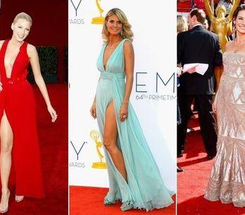 Os vestidos deslumbrantes que as famosas já usaram no Emmy Awards