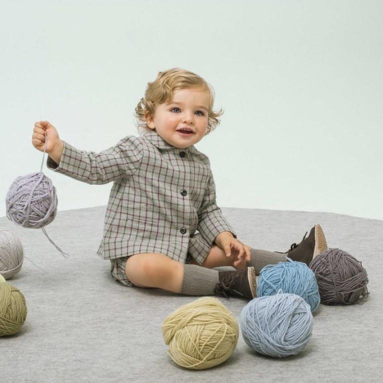 4dba83a30ef Prepara su armario para el frío invierno  ¡los mejores looks para tu bebé!