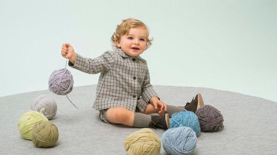 Prepara su armario para el frío invierno: ¡los mejores looks para tu bebé!