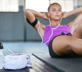 Trabalhe o core com as nossas sugestões de exercícios