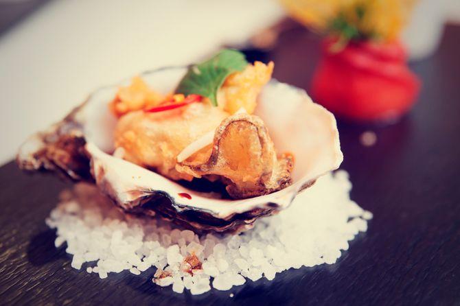 Les huîtres, c'est chic !