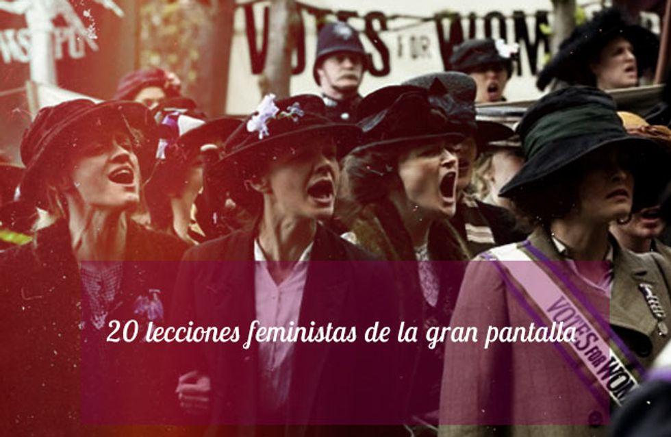 20 frases feministas del cine que toda mujer debería recordar