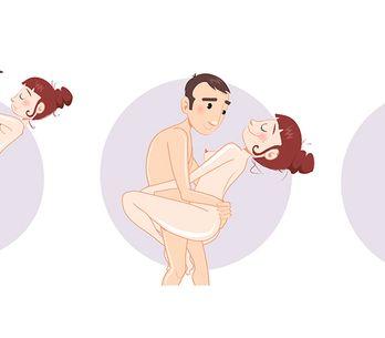 15 posições do Kama Sutra para fazer sexo em pé