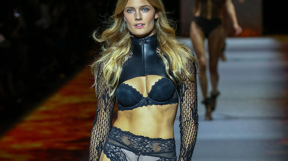 Dessous-Label Etam: SO sexy ist die Pariser Fashion Week!
