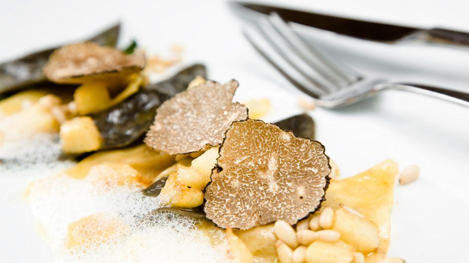 32 plats avec une touche de truffe pour sublimer vos menus
