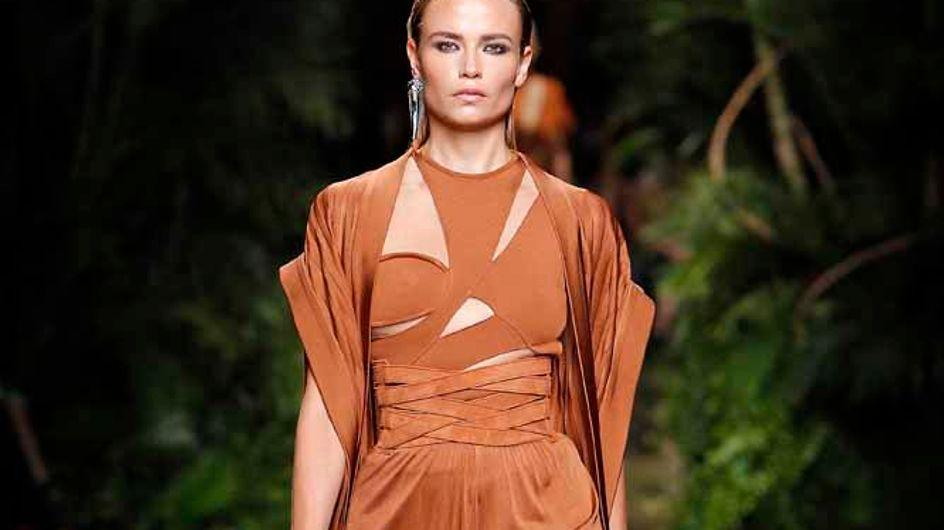 Paris Fashion Week: Balmain macht uns Frauen im Sommer 2017 zu echten Amazonen!
