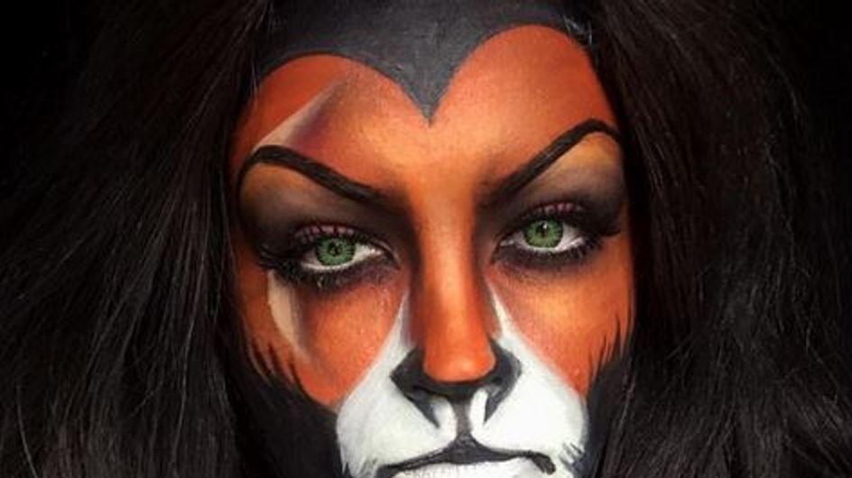 Cruella & Co.: Das schönste Disney-Make-up zu Halloween