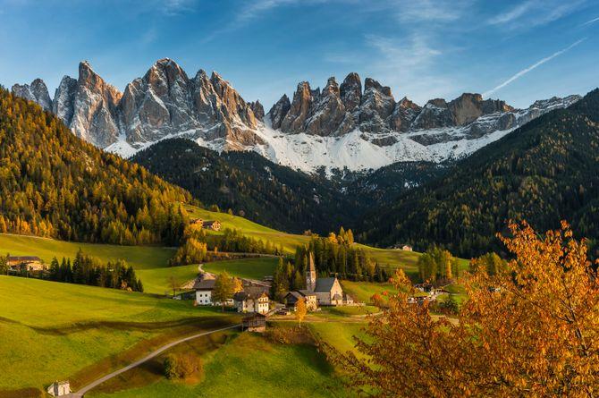 30 lugares alrededor del mundo para visitar en otoño
