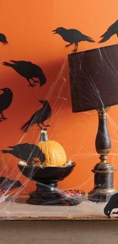 20 ideias para decorar a casa no Halloween