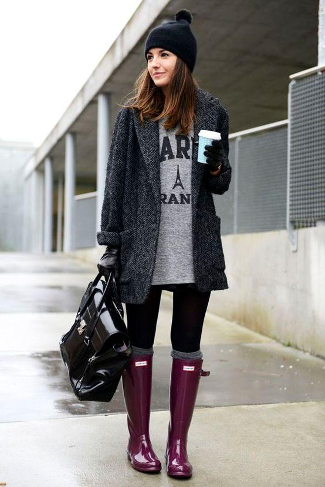 Botas de agua que querrás llevar aunque no llueva