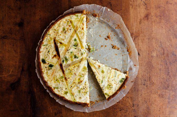 17 recettes de tartes aux poireaux