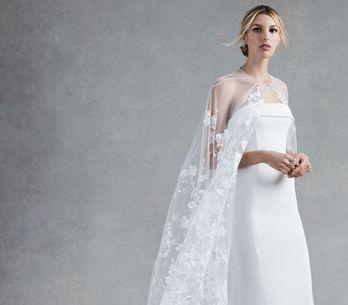 Bridal Fashion Week: tendencias en vestidos de novia otoño-invierno 2017
