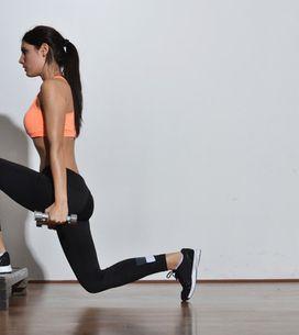 Exercícios para pernas, coxas e bumbum