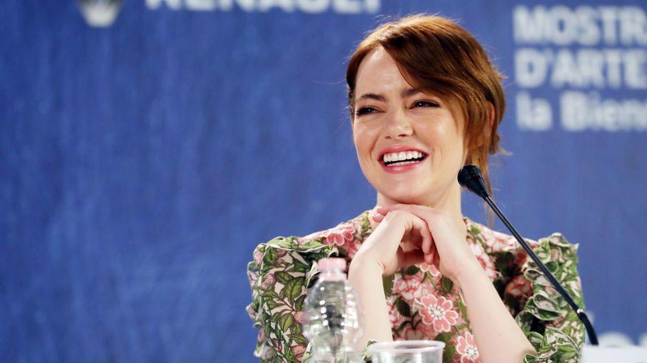 Emma Stone, la pelirroja imparable