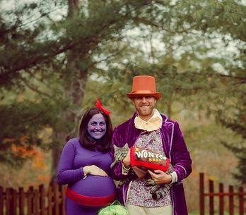 Fantasias de Halloween divertidas para a família
