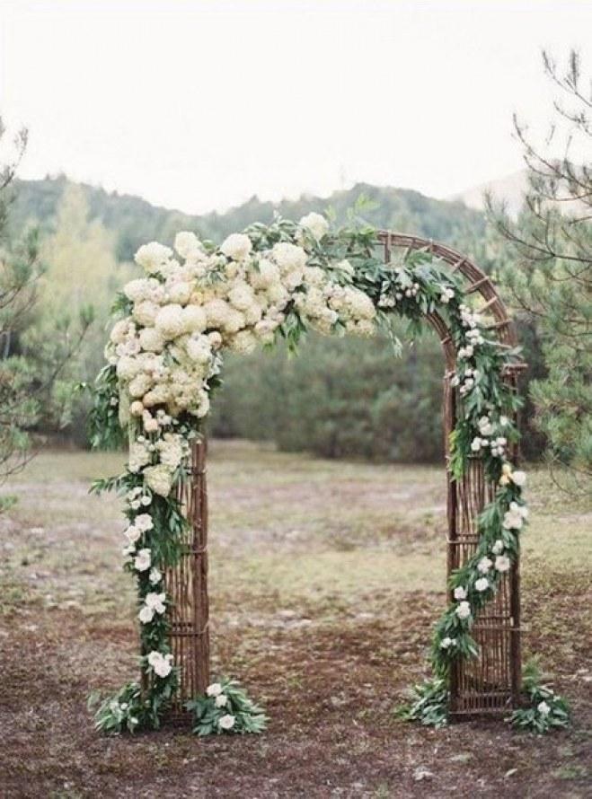 Ideias para casamentos rústicos e muito românticos