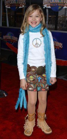 Évolution du style : Chloe Grace Moretz