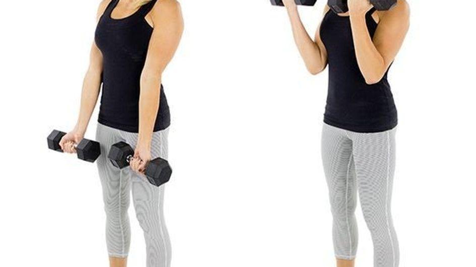 Como treinar a parte superior do corpo? Braços e ombros definidos já!