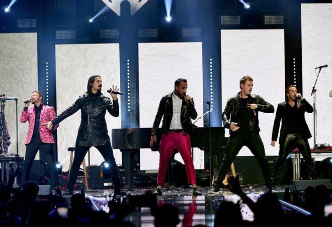 Backstreet Boys em turnê