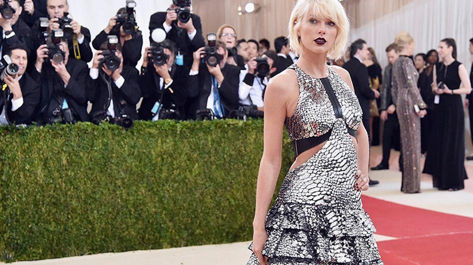 Looks de fim de ano diretamente do closet da Taylor Swift