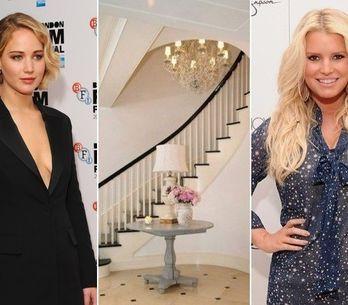 Jennifer Lawrence achète la maison de Beverly Hills de Jessica Simpson