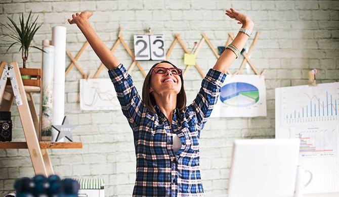 Frases para aumentar sua motivação no trabalho