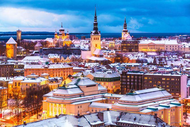 20 lugares alrededor del mundo para perderse en invierno