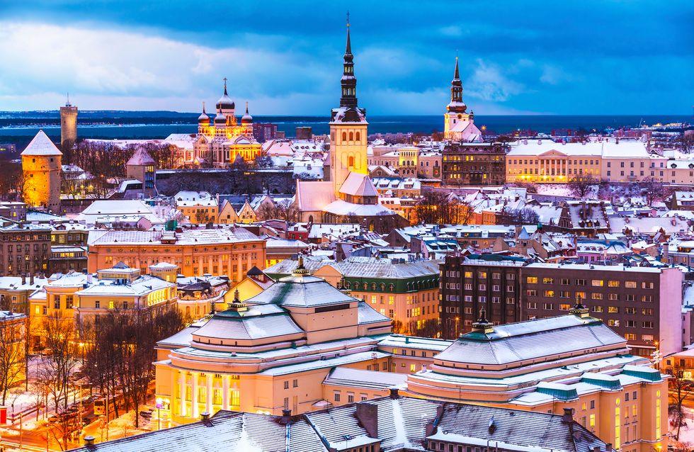 20 lugares alrededor del mundo para visitar en invierno