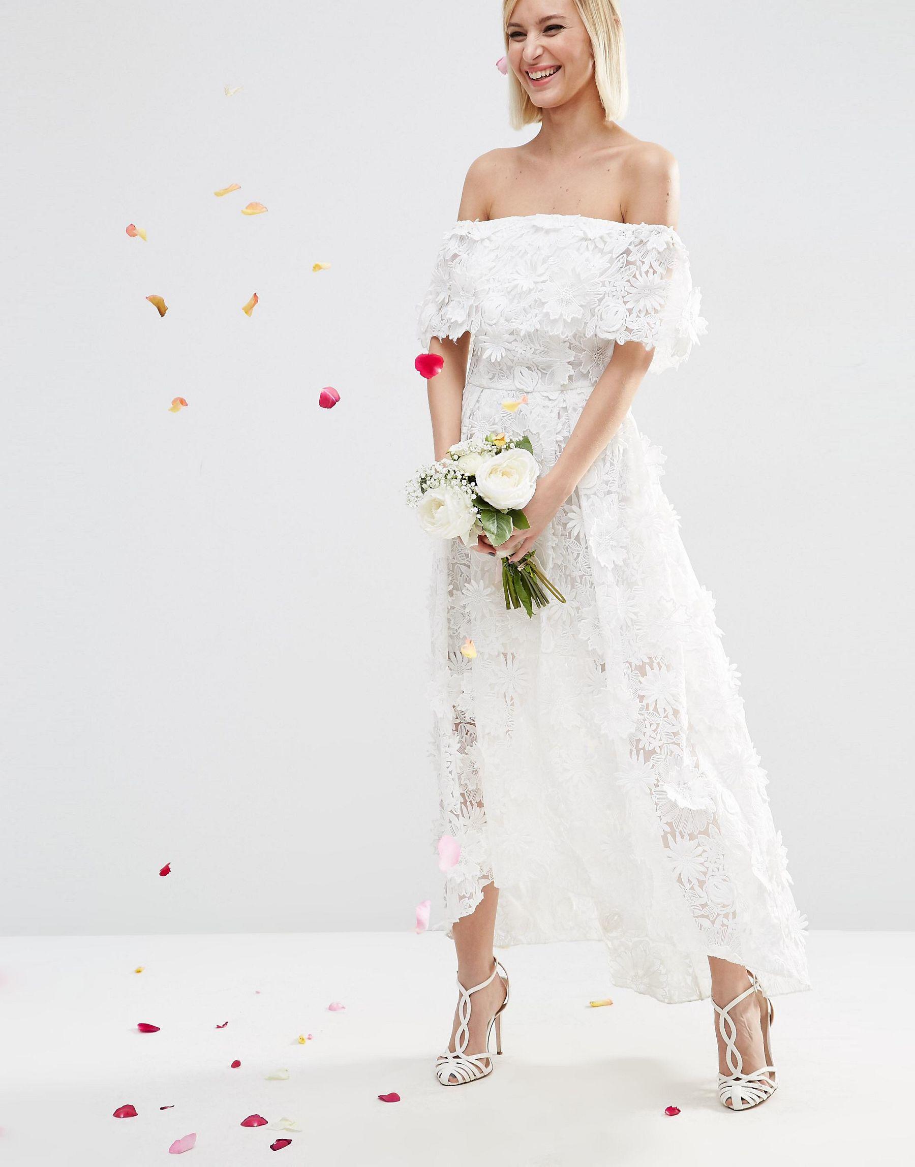 Brautkleider unter 13 Euro: Die schönsten Modelle : Fotoalbum